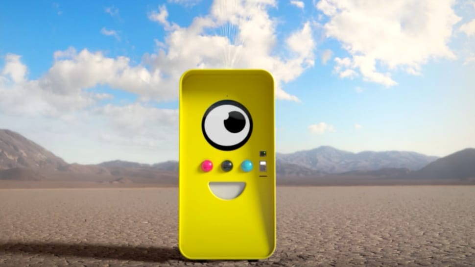 Snapchat spectacles- Bot