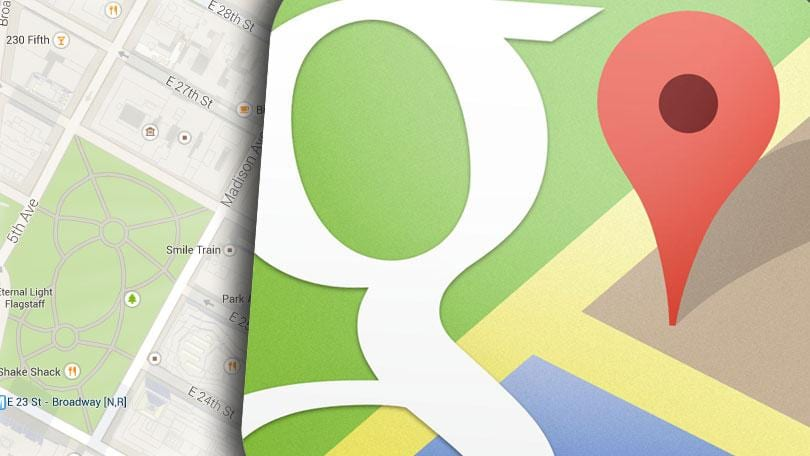 google maps- map