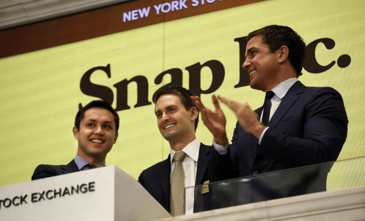 snap inc-evan