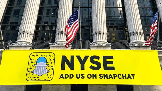 Snapchat ipo- nyse