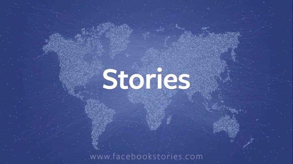 facebook- stories
