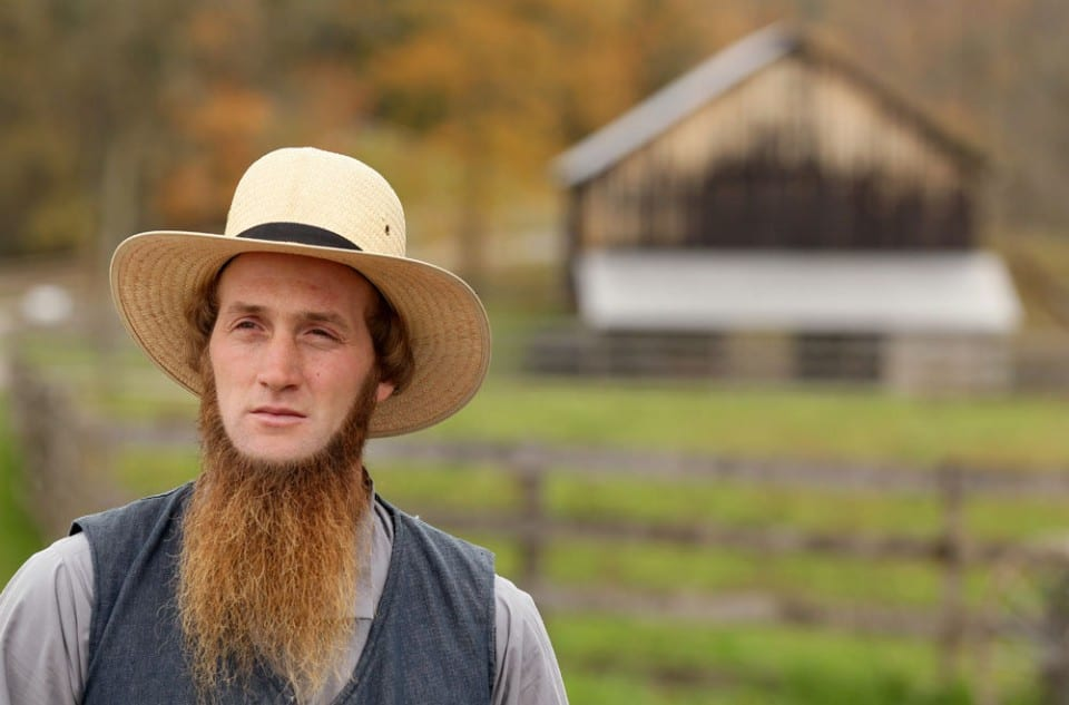 Amish Hair