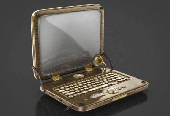 Amish Deskmate Computer