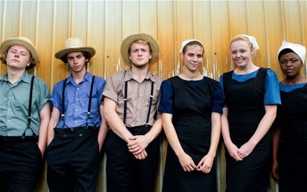 Amish Youth