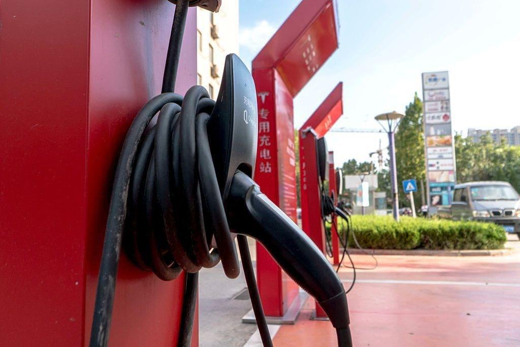 charging stations china