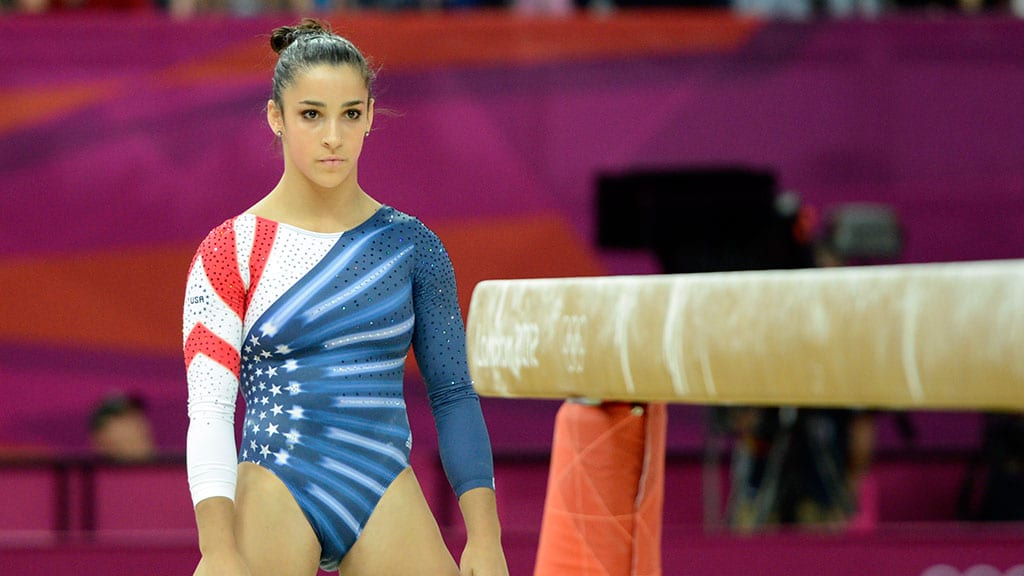 What Have These Olympic Gymnasts Been Doing Lately