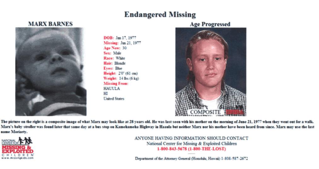 missing 17