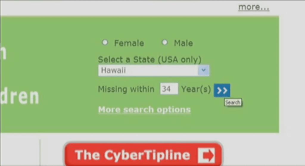 missing 25
