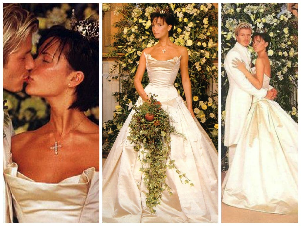 The Most Stunning Celebrity Wedding Dresses Of All Time