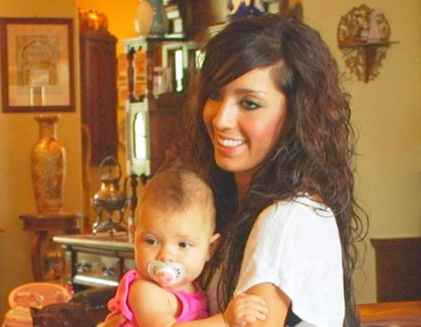 Farrah Abraham Teen Mom