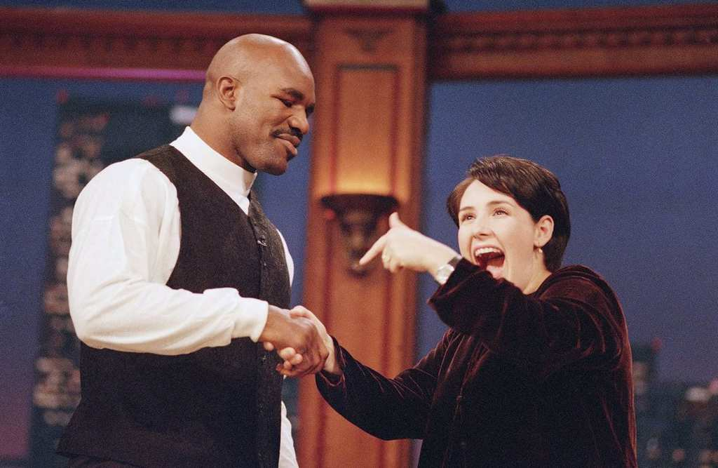 Her Own Daytime TV Talk Show Ricki At The Age Of 24 Making Youngest Host Ever Debuted In 1993 And Featured Paternity
