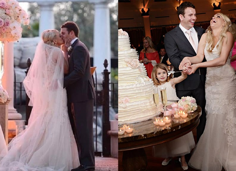 Absolutely Stunning: The 30 Most Gorgeous Celeb Wedding Dresses