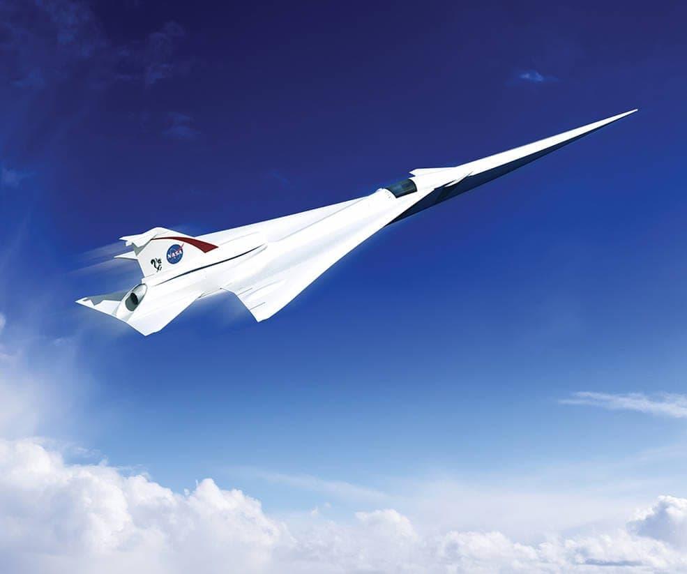 nasa- plane