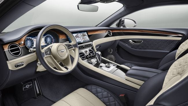 bentley-interior