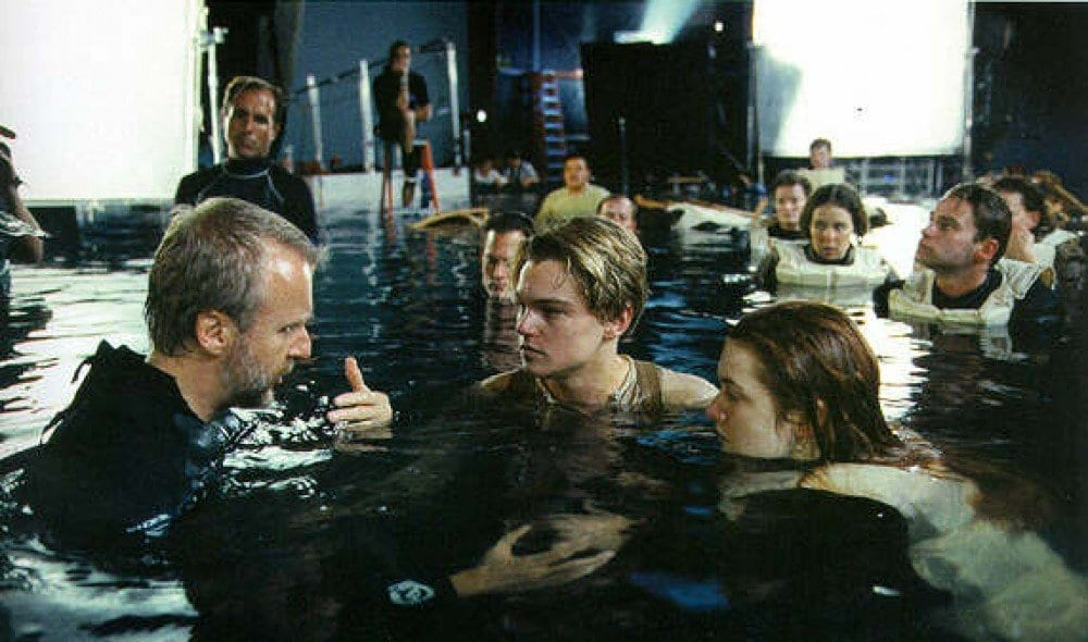 Stories From Behind The Scenes Of 'Titanic'