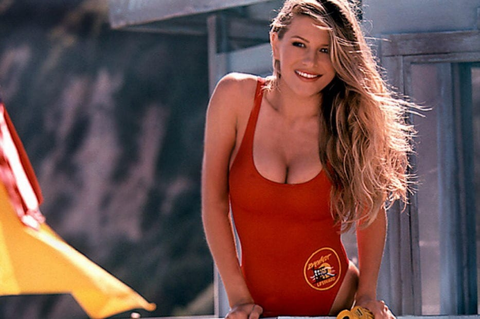Here's What These Former Baywatch Lifeguards Look Like Today
