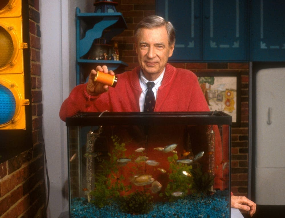 Take An Inside Look At The Man Behind Mister Rogers' Neighborhood