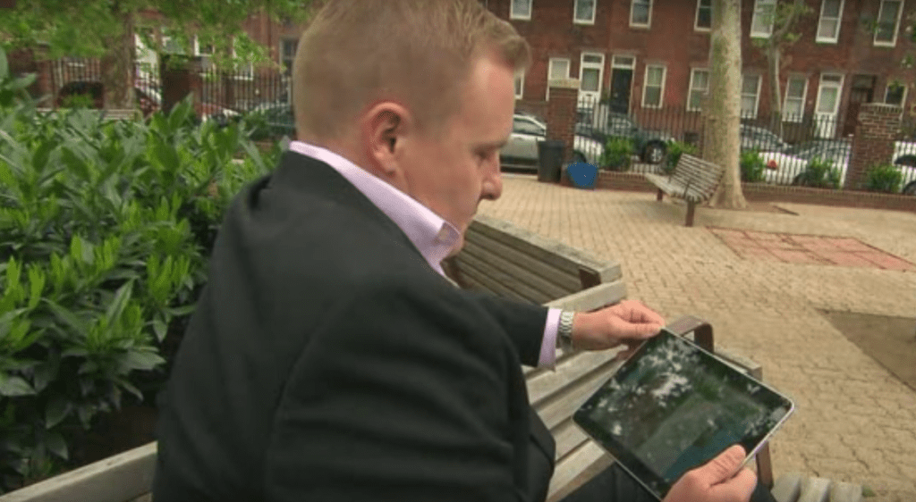 Man Sees Himself On Missing Person's List & Learns The
