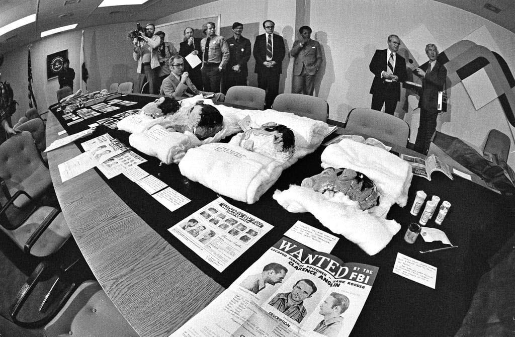 New Evidence Surfaces In 56-Year-Old Alcatraz Prisoner