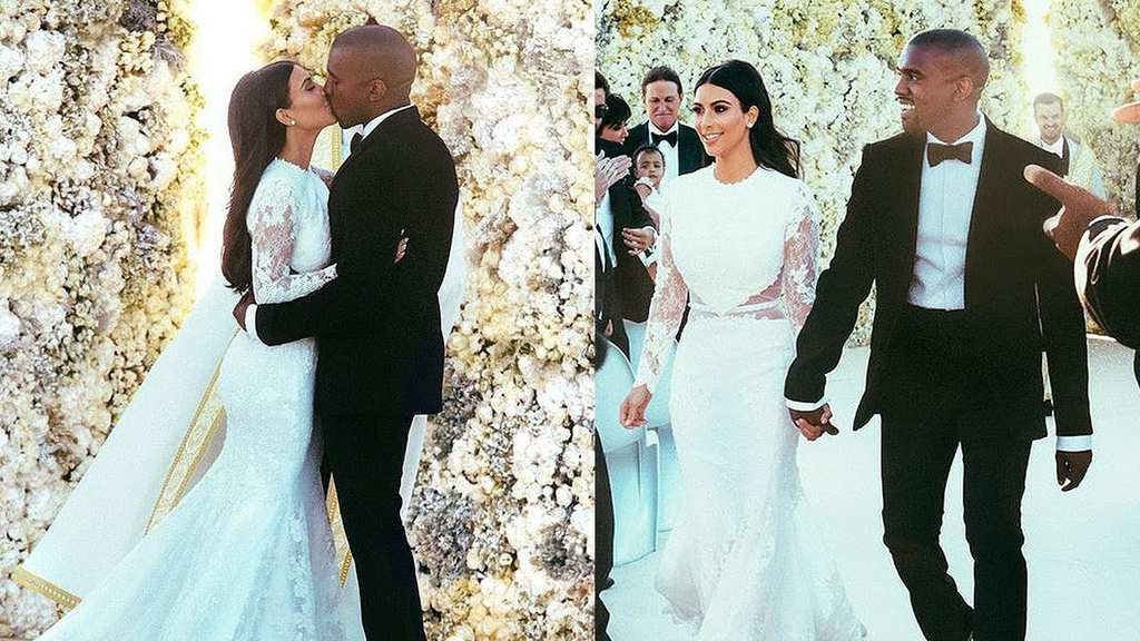 1c54ec91c5 The 30 Most Stunning Celeb Wedding Dresses Of All Time