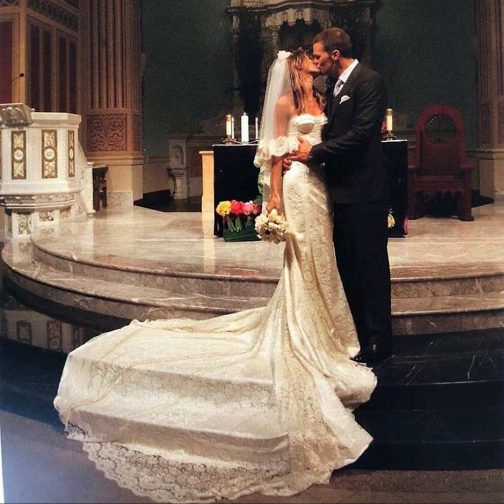13 Most Astonishing Celebrity Wedding Dresses Of All Time