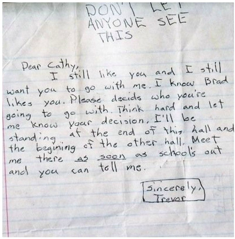 Boyfriend letter my writing love a to Best Romantic