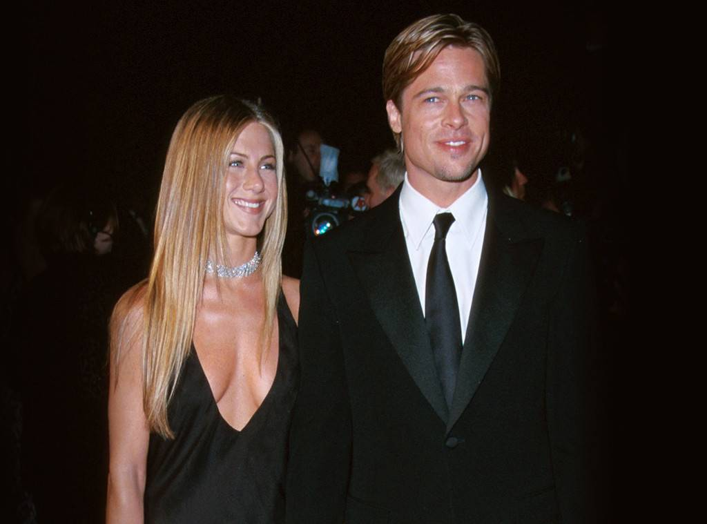 The Reason Why Brad Pitt Attended Jennifer Aniston's 50th