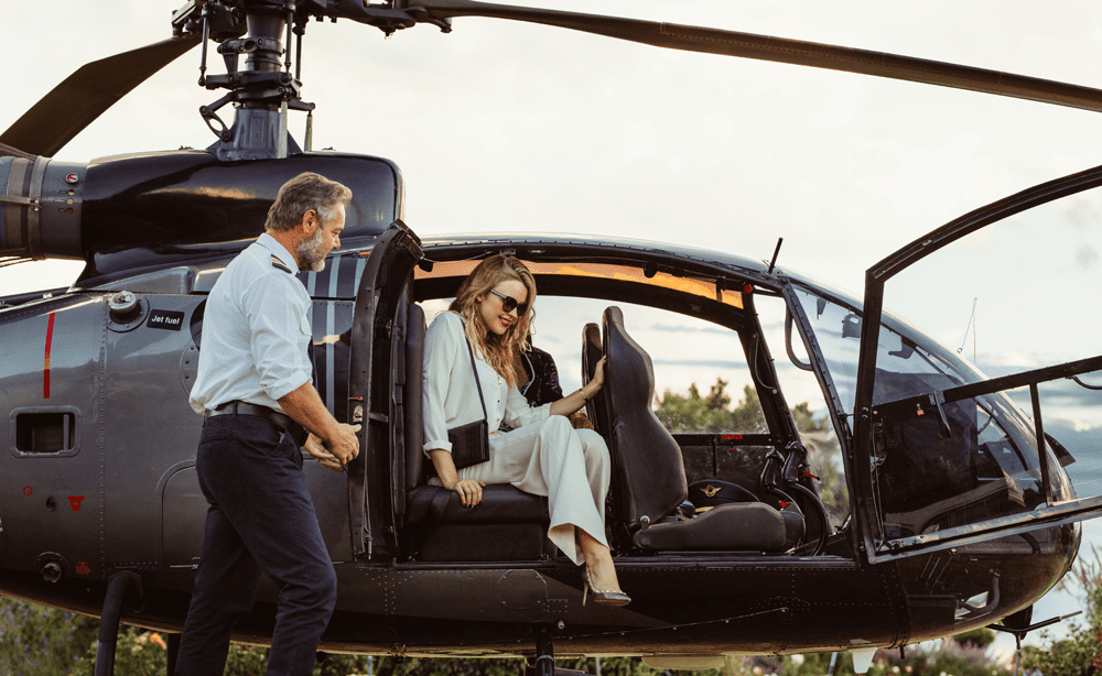 Uber Is Reopening Their UberCopter Service In NYC