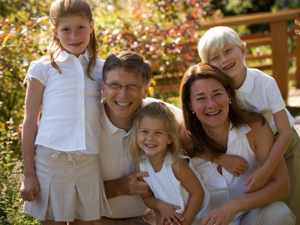 Kinder Bill Gates