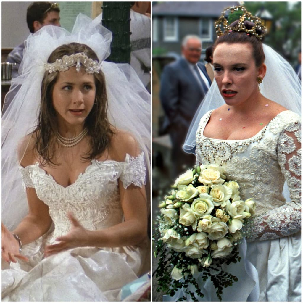 35 Of The Most Trendsetting Wedding Gowns From Movies