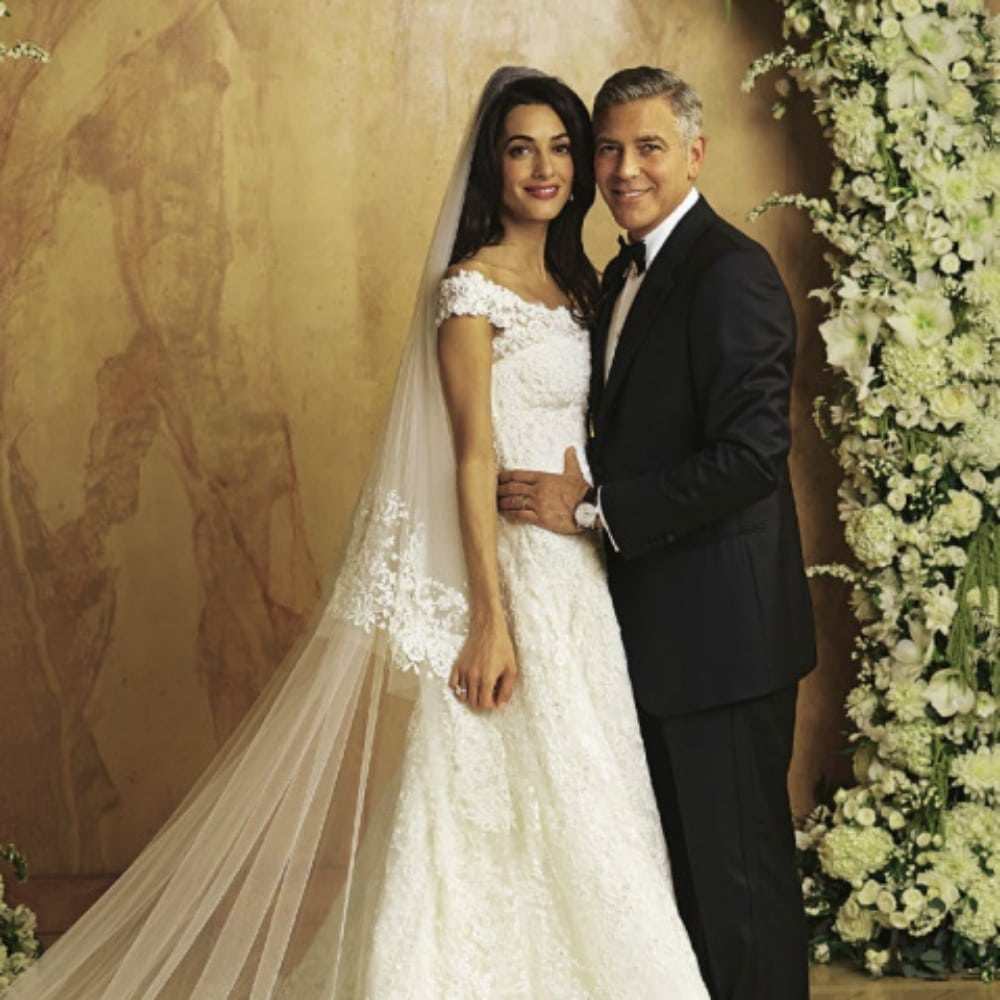 35 Of The Most Influential Celebrity Wedding Dresses