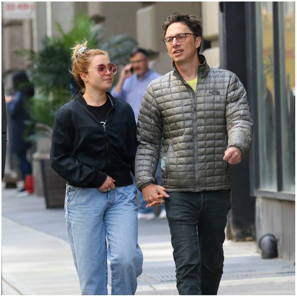 40+ Celebrity Couples With Major Age Gaps Between Them