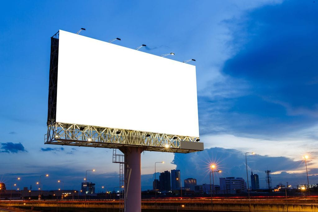 A Pollution Reducing Billboard Is About To Hit The Streets