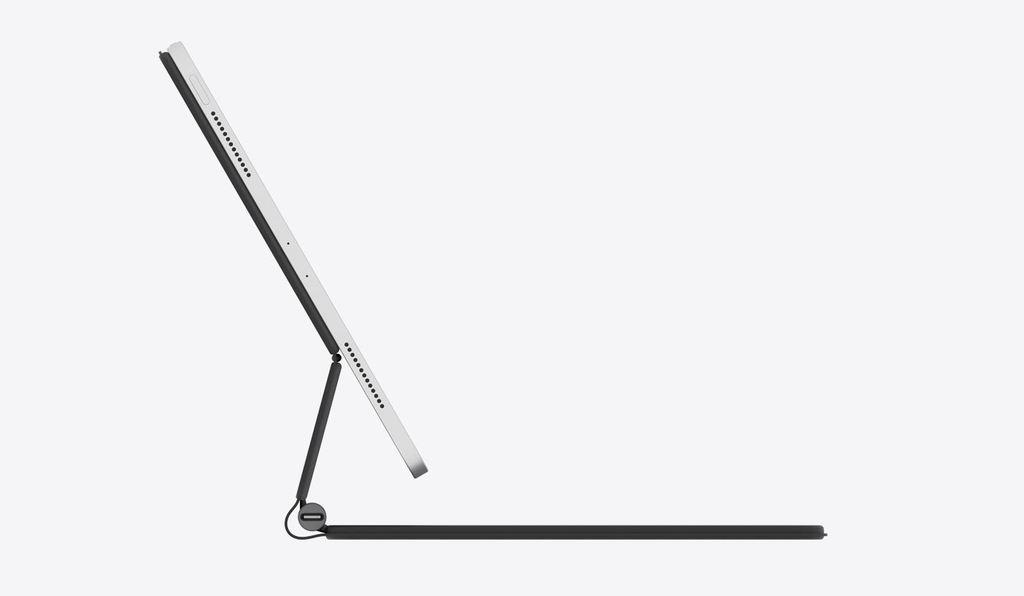 Apple's New iPad Keyboard