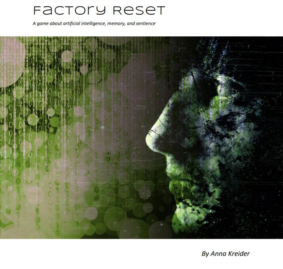 Factory Reset - A Game About AI, Memory & Sentience