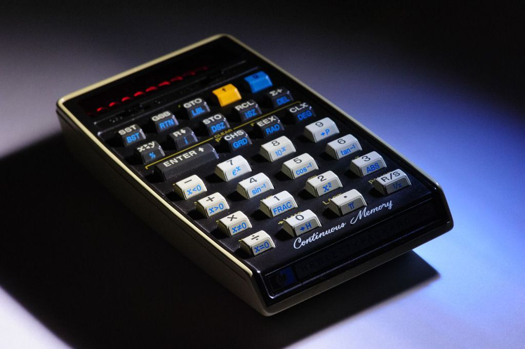 Michael Park's new MP-29 Calculator