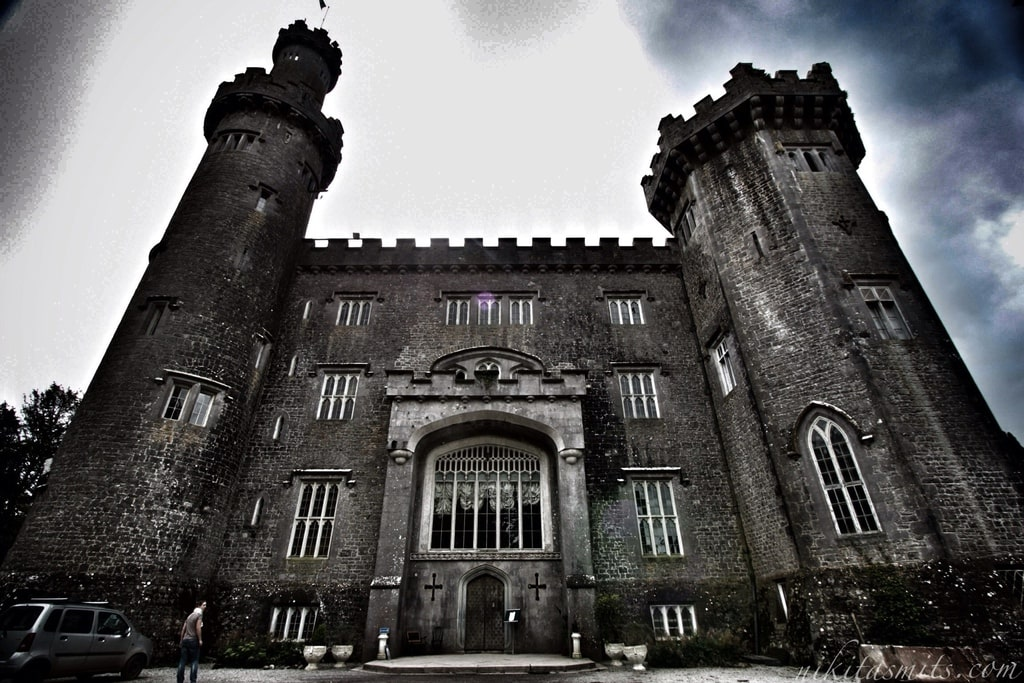 The Haunted Charleville Castle