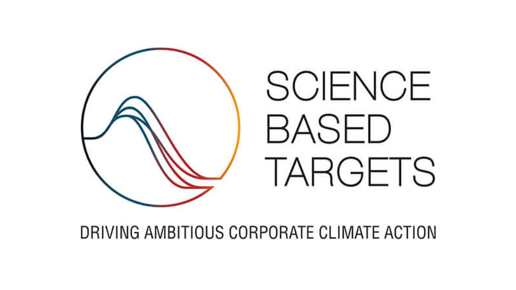 SBT - Science Based Targets Logo