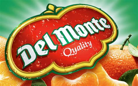 Del Monte Sticker
