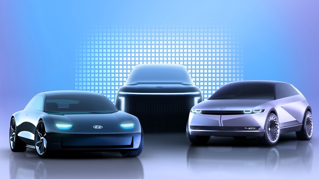 The New Hyundai Ioniq 5