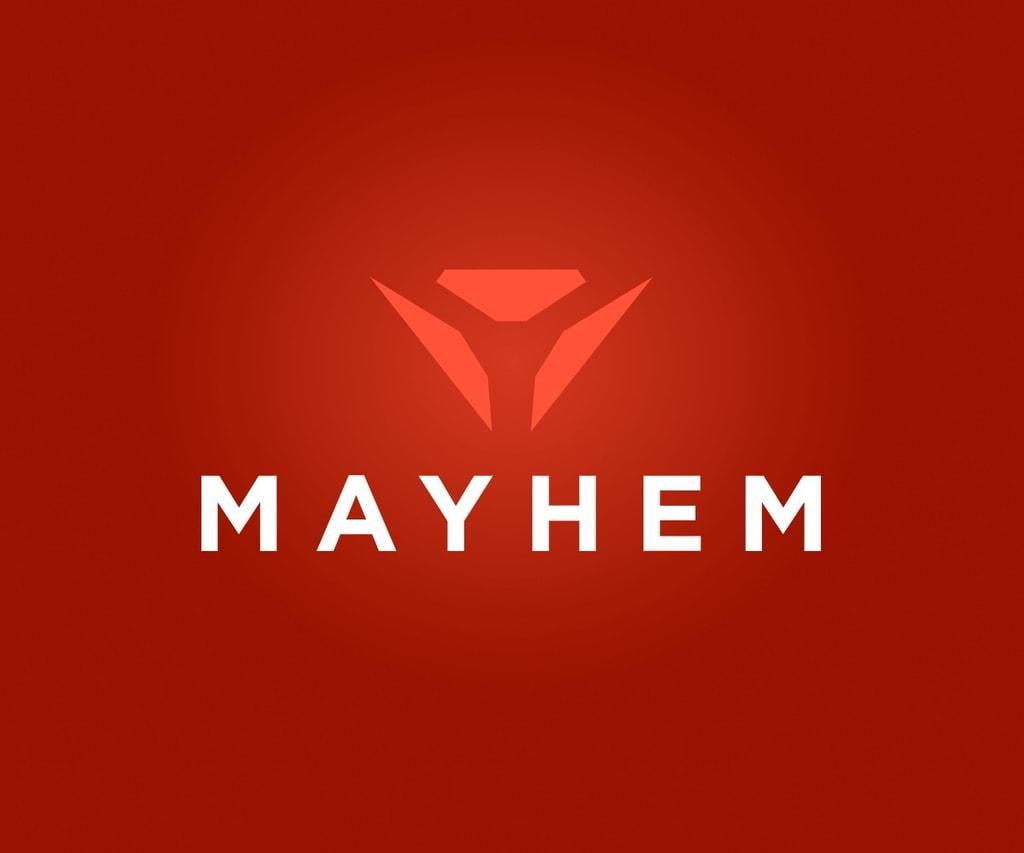 Mayhem Startup Logo