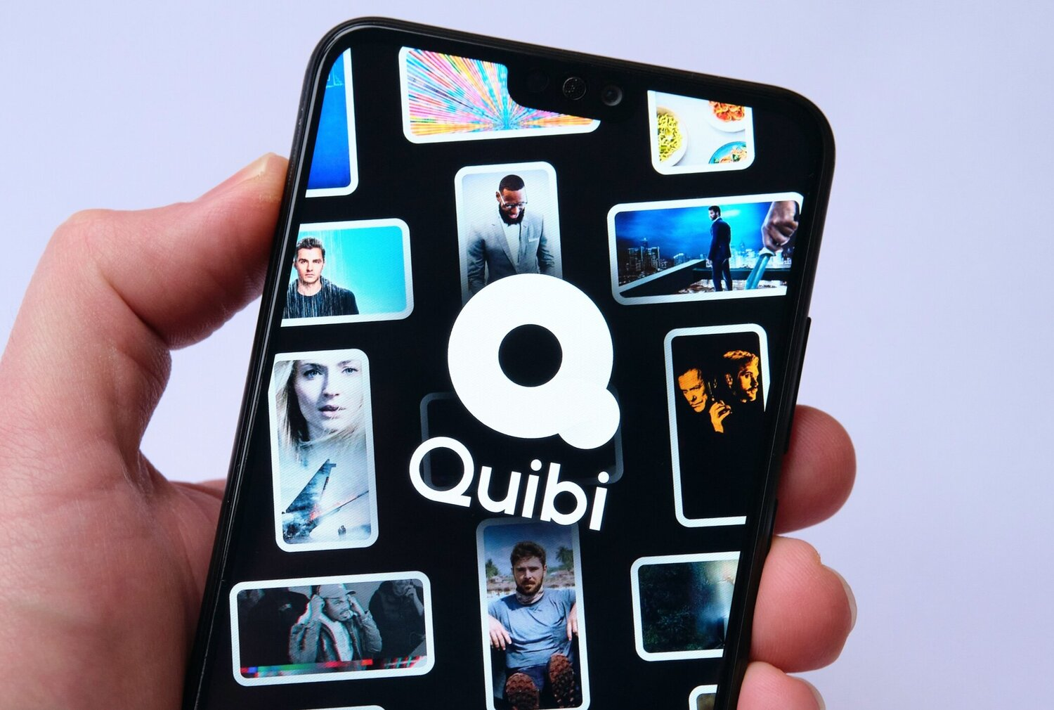 Quibi - an American short-form streaming platform