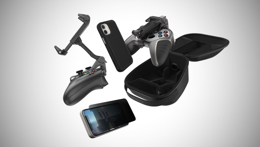 Designed for Xbox, OtterBox is bringing to market new accessories to complement controller + smartphone gaming in addition to gaming-specific smartphone accessories.