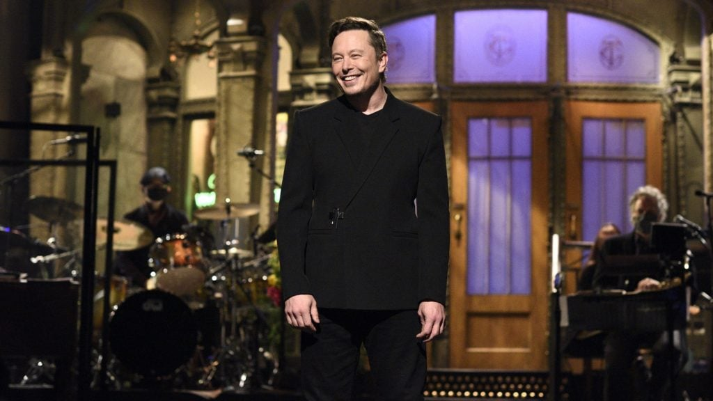 Elon Musk's Epic SNL Appearance Caused Dogecoin to Rise