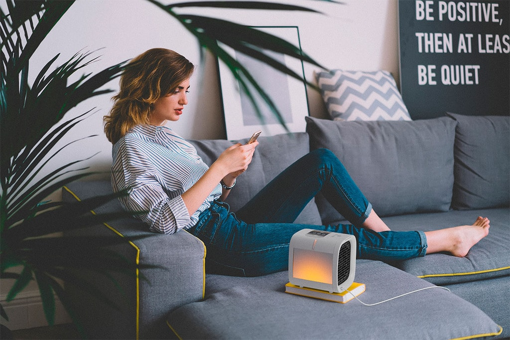 Nordic Hygge Airchill Is the Perfect Personal Air Conditioner for 2021