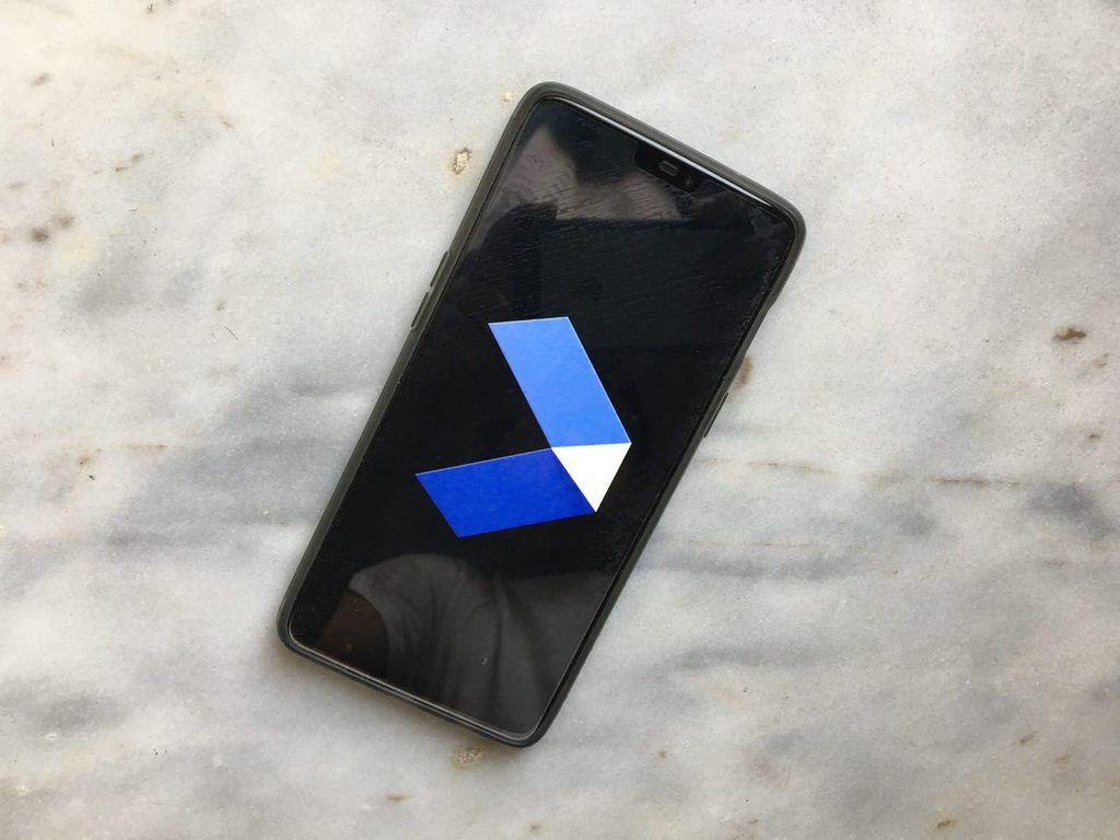 The Measure app's logo
