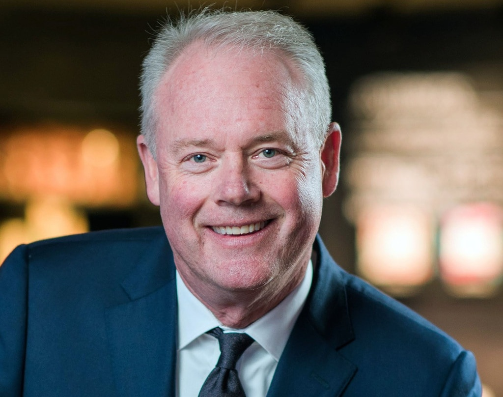 CEO of Starbucks, Kevin Johnson