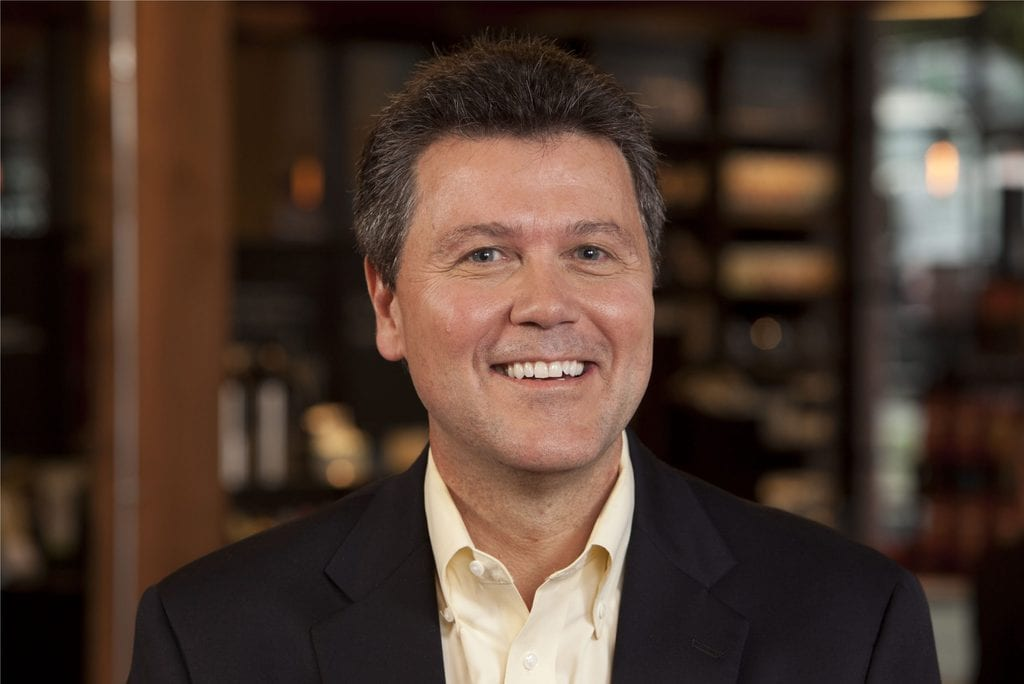 New COO of Starbucks, John Culver