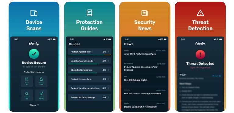 iVerify Provides an Extra Layer of Protection